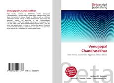 Couverture de Venugopal Chandrasekhar