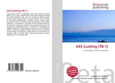 Bookcover of USS Cushing (TB-1)