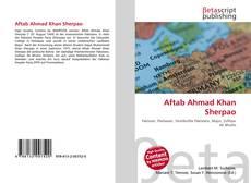 Bookcover of Aftab Ahmad Khan Sherpao
