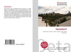 Bookcover of Xerosterni