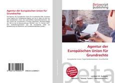 Buchcover von Agentur der Europäischen Union für Grundrechte