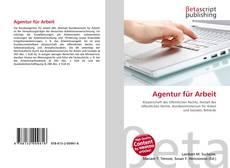 Bookcover of Agentur für Arbeit