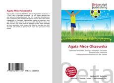 Bookcover of Agata Mroz-Olszewska