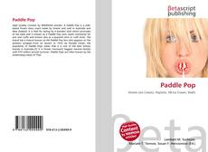 Bookcover of Paddle Pop