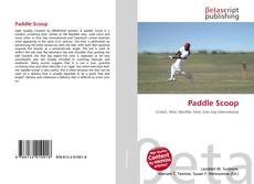 Bookcover of Paddle Scoop