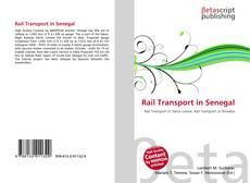 Bookcover of Rail Transport in Senegal