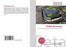Paddy Baumann的封面