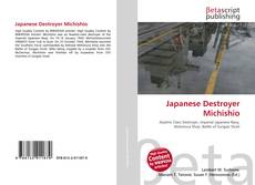 Couverture de Japanese Destroyer Michishio