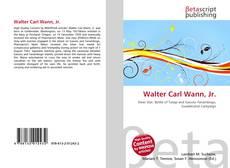 Capa do livro de Walter Carl Wann, Jr.