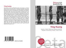 Bookcover of Ying Huang