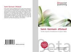 Couverture de Saint- Germain- d'Esteuil