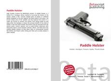 Bookcover of Paddle Holster