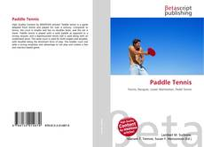 Bookcover of Paddle Tennis