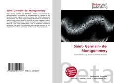 Couverture de Saint- Germain- de- Montgommery