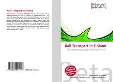 Rail Transport in Finland的封面