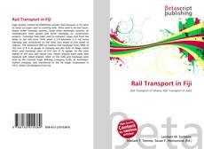 Bookcover of Rail Transport in Fiji