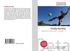 Bookcover of Paddy Buckley