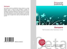 Bookcover of Xerosere
