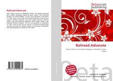Bookcover of Railroad Advocate