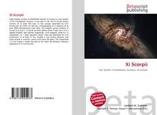 Buchcover von Xi Scorpii
