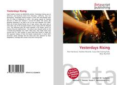 Bookcover of Yesterdays Rising