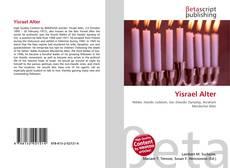 Buchcover von Yisrael Alter