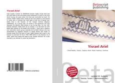 Yisrael Ariel kitap kapağı