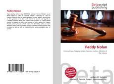 Buchcover von Paddy Nolan