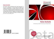Обложка Raila Kerkelä