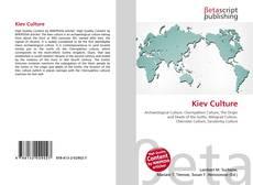 Bookcover of Kiev Culture