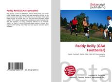 Bookcover of Paddy Reilly (GAA Footballer)