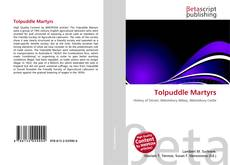 Bookcover of Tolpuddle Martyrs