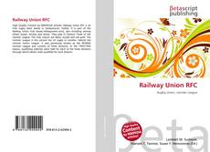 Railway Union RFC kitap kapağı