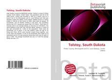 Bookcover of Tolstoy, South Dakota