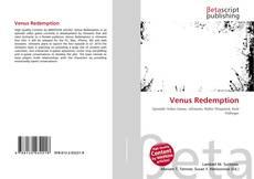 Venus Redemption kitap kapağı