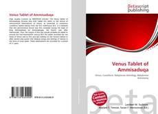 Venus Tablet of Ammisaduqa kitap kapağı