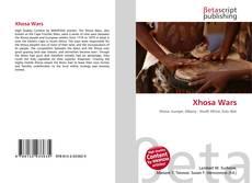 Copertina di Xhosa Wars
