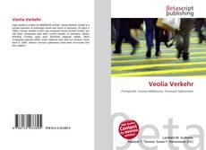 Portada del libro de Veolia Verkehr