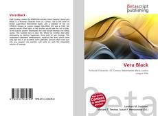 Bookcover of Vera Black