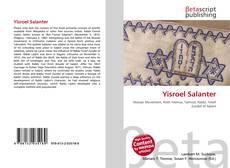 Bookcover of Yisroel Salanter