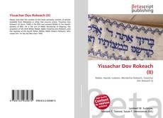 Couverture de Yissachar Dov Rokeach (II)