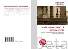 Обложка Social Construction of Schizophrenia