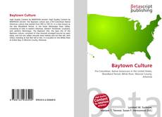 Copertina di Baytown Culture