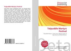 Bookcover of Tolpuddle Martyrs Festival