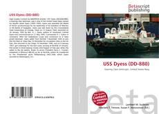 Copertina di USS Dyess (DD-880)