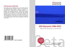 Bookcover of USS Dynamic (AM-432)