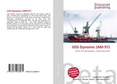 Bookcover of USS Dynamic (AM-91)