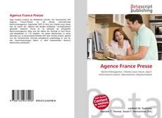 Couverture de Agence France Presse