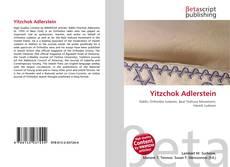 Copertina di Yitzchok Adlerstein