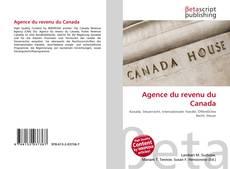 Couverture de Agence du revenu du Canada